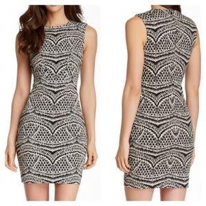 DVF Furstenberg Pentra Jacquard Dress size 0